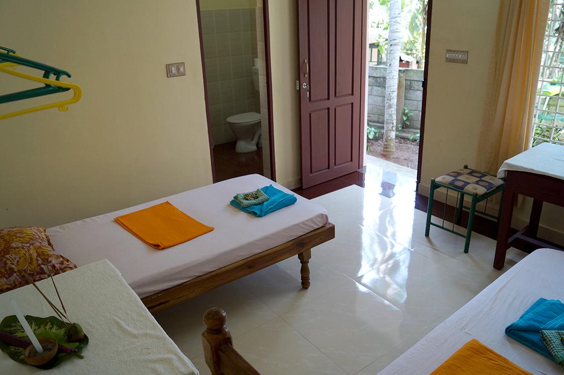 Ayurveda Ausbildung in Indien   Das Retreat, Ayurveda-Massage Kurs ...
